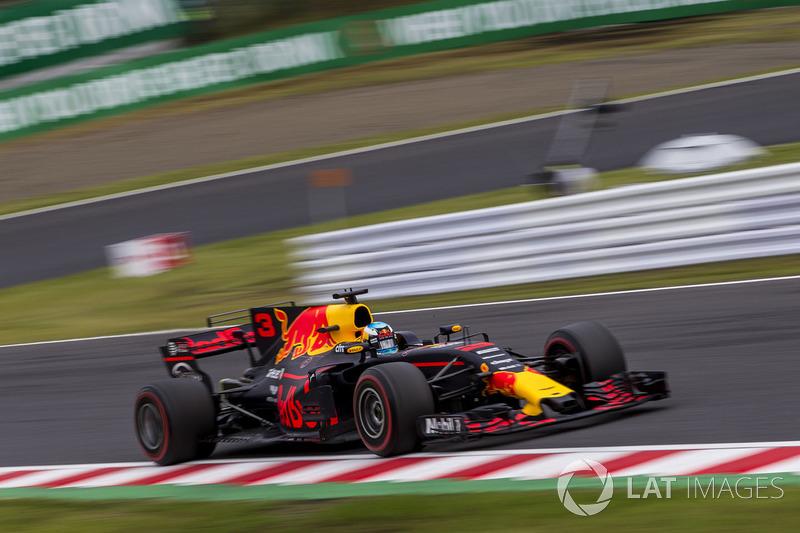 Daniel Ricciardo subiu no pódio duas vezes em Austin, com os terceiros lugares de 2014 e 2016.