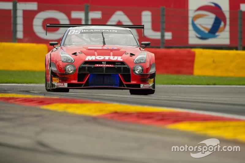 #23 Motul Team RJN Nissan Nissan GT-R Nismo GT3: Alex Buncombe, Lucas Ordonez, Katsumasa Chiyo
