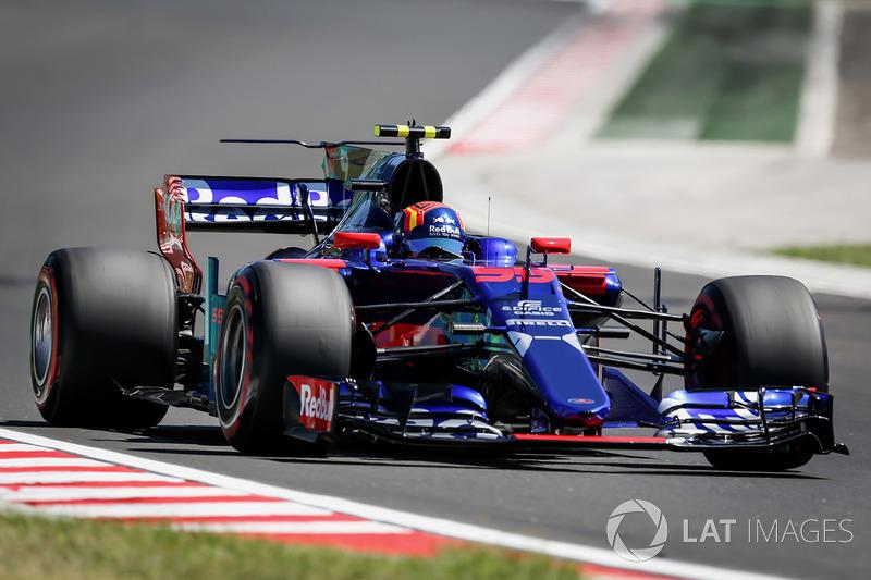 10 місце — Карлос Сайнс, Toro Rosso — 51