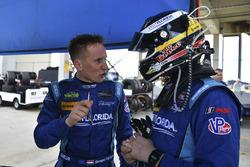#90 Visit Florida Racing Multimatic Riley LMP2: Renger van der Zande, Marc Goossens,