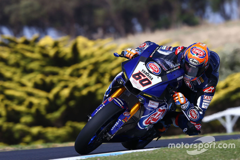Michael van der Mark, Pata Yamaha Racing
