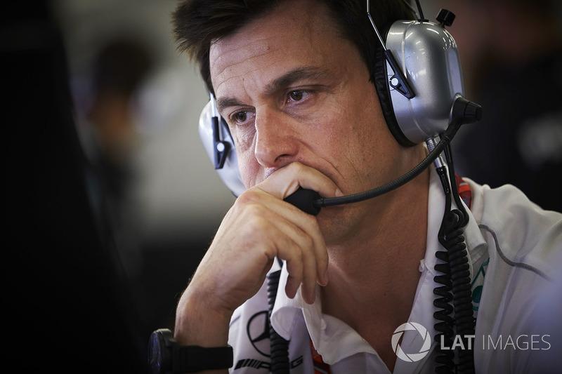 Toto Wolff, Teamchef,Mercedes AMG F1