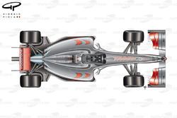 McLaren MP4-24 top view