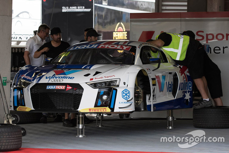 #74 Jamec Pem Racing Audi R8 LMS