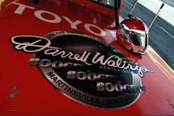 Darrell Waltrip's Toyota Tundra