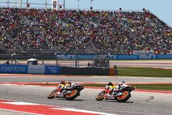 Marc Márquez, Repsol Honda Team, Dani Pedrosa, Repsol Honda Team