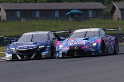 #17 Keihin Real Racing Honda NSX Concept-GT: Koudai Tsukakoshi, Takashi Kogure