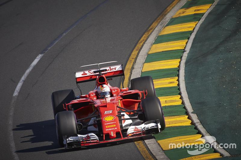 Етап 1 - Гран Прі Австралії