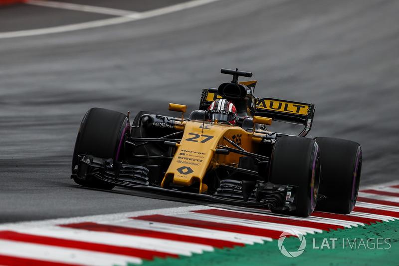 17 місце — Ніко Хюлькенберг (Німеччина, Renault) — коефіцієнт 1001,00