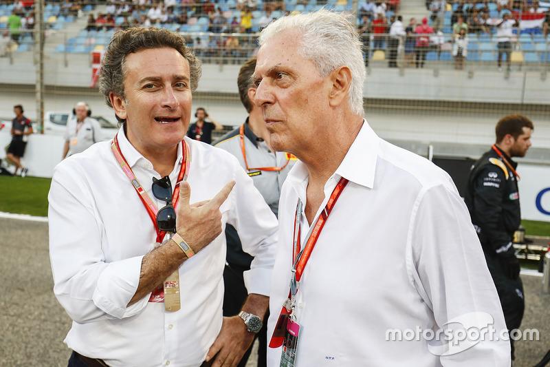 Marco Tronchetti Provera, Executive Vice Chairman and Chief Executive Officer, Pirelli