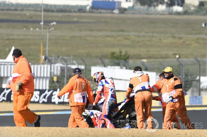 MotoGP Prancis: Jack Miller, Pramac Racing
