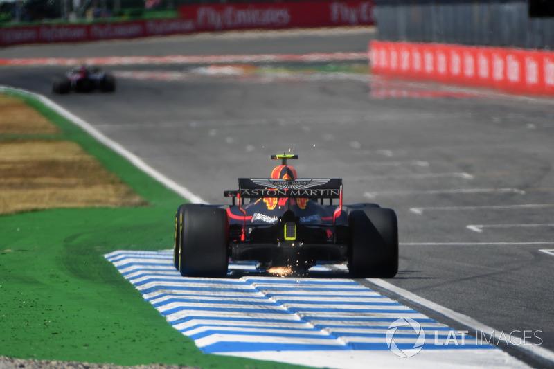 4. Max Verstappen, Red Bull Racing RB14