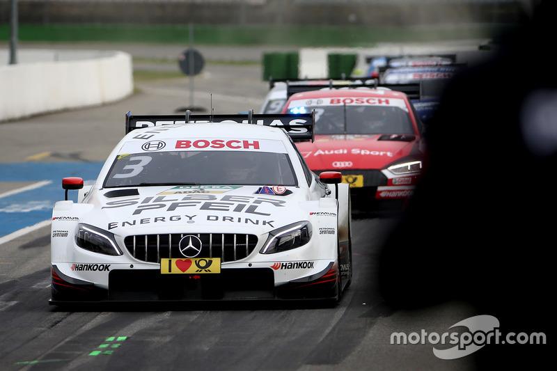 Daniel Juncadella, Mercedes-AMG Team HWA, Mercedes-AMG C63 DTM