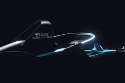 Formula E 2018/2019 car teaser