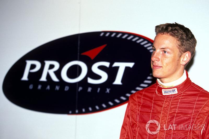 Дженсон Баттон, Prost Grand Prix