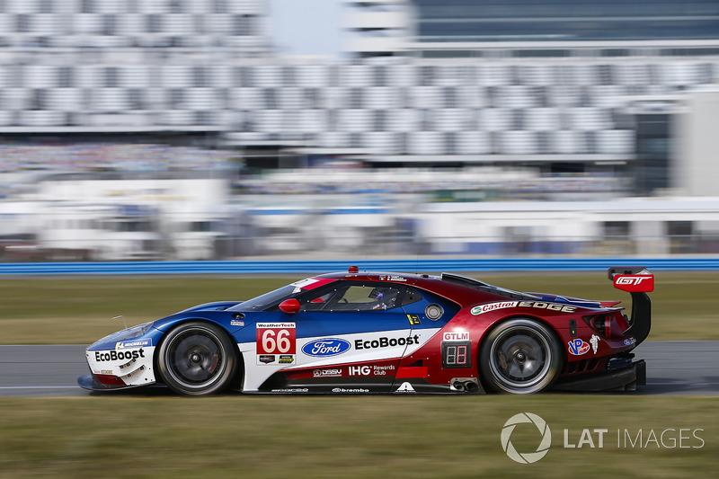 Chip Ganassi Racing Ford Gt Gtlm Dirk Muller Joey Hand