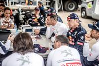 Junta de equipo Peugeot Sport