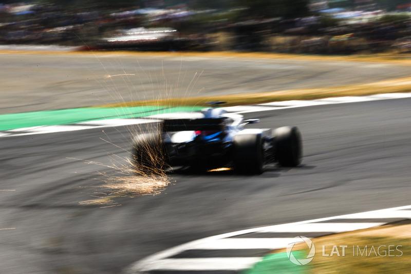 12º Lance Stroll, Williams FW41 (530 vueltas)