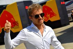 Nico Rosberg, Ambasciatore Mercedes-Benz