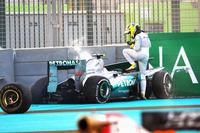 Ніко Росберг, Mercedes AMG F1 W03