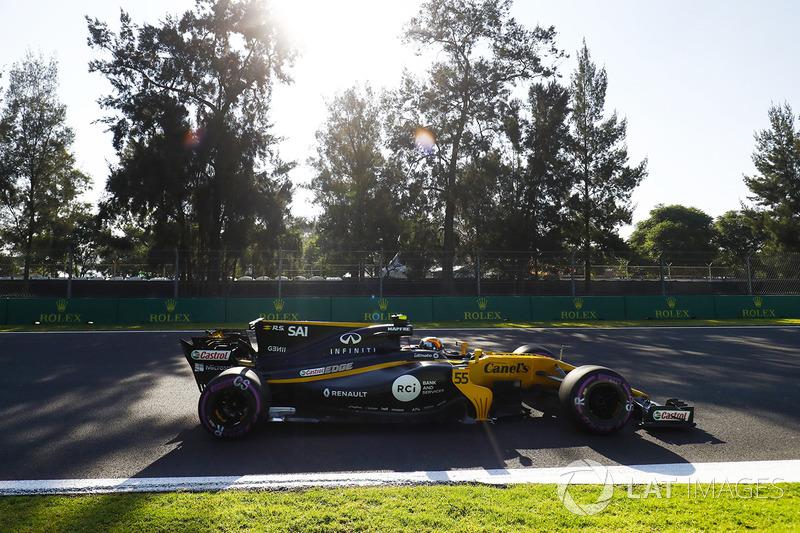 Carlos Sainz Jr., Renault Sport F1 Team RS17