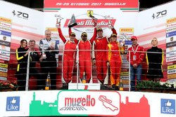 Podium: Race 2 Northern America