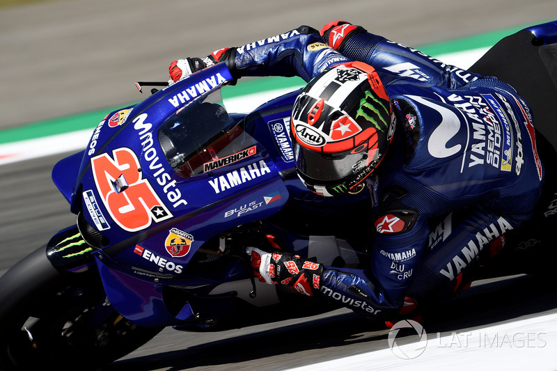 6º Maverick Viñales, Yamaha Factory Racing