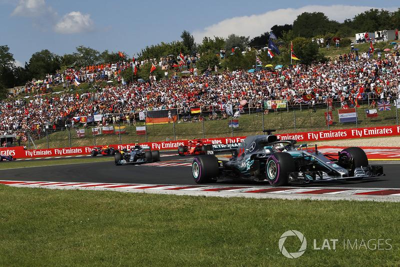 Grand Prix de Hongrie 2018