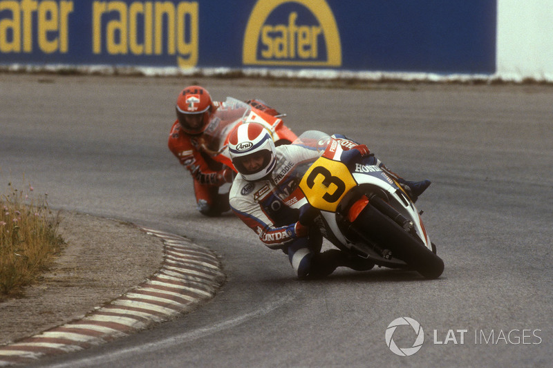 1983 - Freddie Spencer, Honda