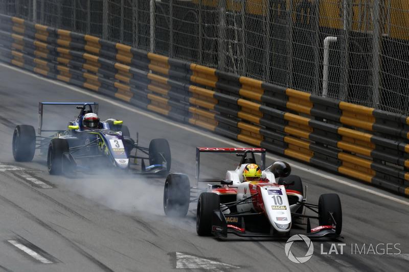 Мик Шумахер, SJM Theodore Racing by Prema, Dallara Mercedes