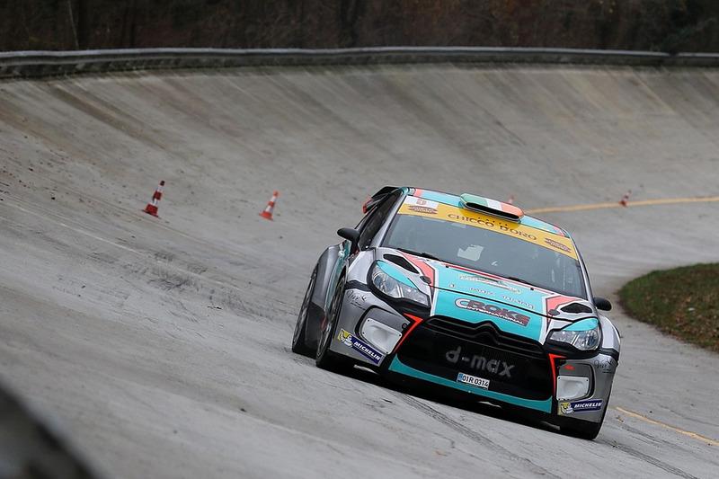 Крейг Брин, Тамара Молинаро, Citroën DS WRC