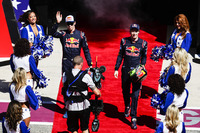 Данііл Квят, Брендон Хартлі, Scuderia Toro Rosso
