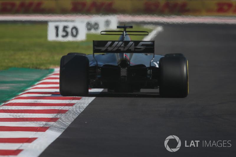 20. Romain Grosjean, Haas F1 Team VF-17