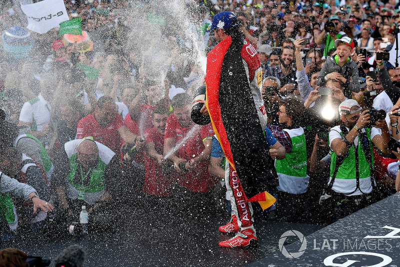 Daniel Abt, Audi Sport ABT Schaeffler, ganador del Berlin ePrix