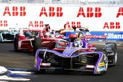 Sam Bird, DS Virgin Racing, Jérôme d'Ambrosio, Dragon Racing