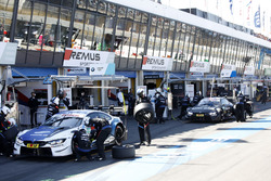 Philipp Eng, BMW Team RBM, BMW M4 DTM, Bruno Spengler, BMW Team RBM, BMW M4 DTM