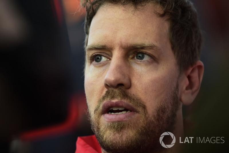Sebastian Vettel: o sonho do penta