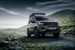 Peugeot Rifter 4x4 Concept