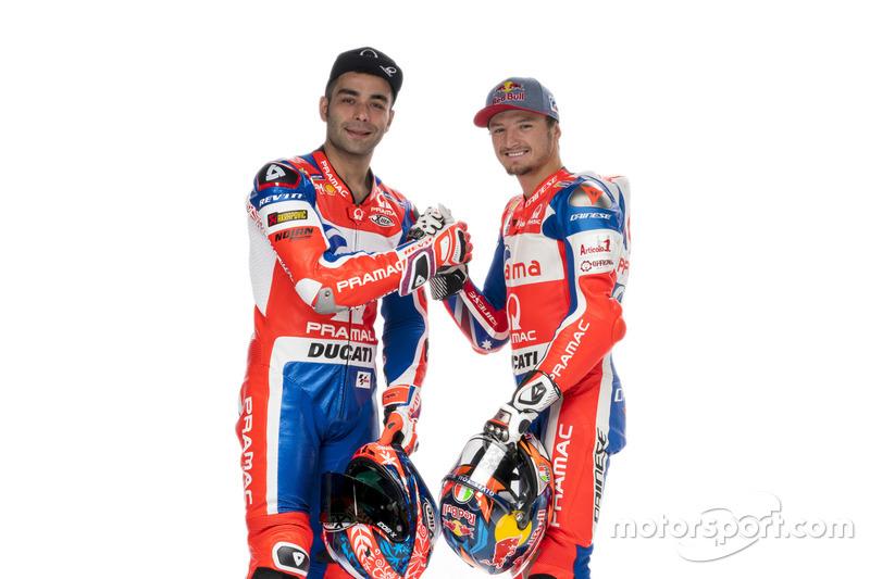 Jack Miller, Danilo Petrucci, Pramac Racing