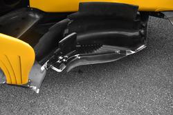 Renault Sport F1 Team RS17, dettaglio