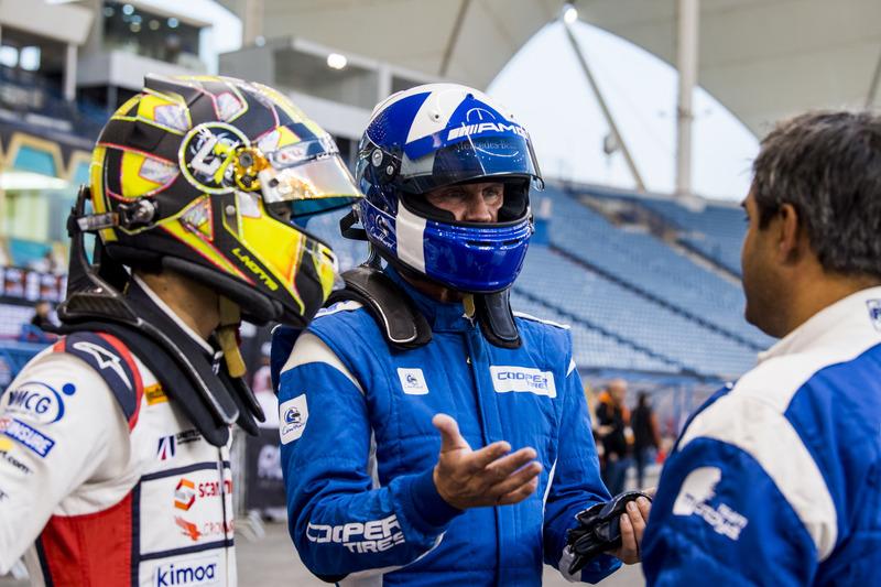 Lando Norris, David Coulthard, Juan Pablo Montoya