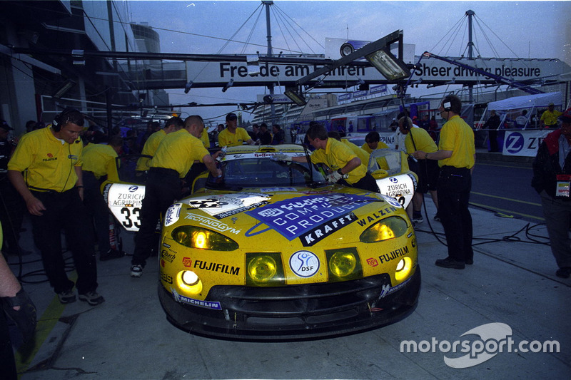 2001: Pedro Lamy, Peter Zakowski, Michael Bartels (Chrysler Viper GTS-R)