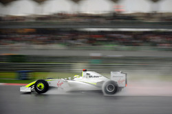 Дженсон Баттон, Brawn GP BGP001 Mercedes