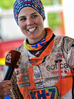 #15 KTM Racing Team: Laia Sanz