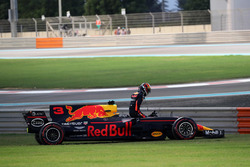Daniel Ricciardo, Red Bull Racing RB13 abandonne