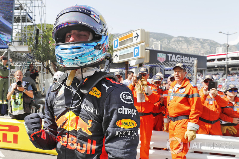 1. Daniel Ricciardo, Red Bull Racing RB14