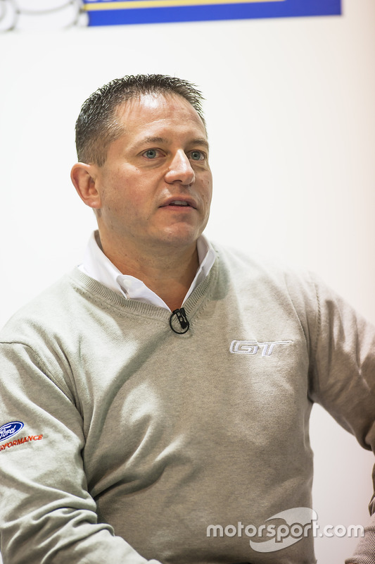 Dave Pericak, Directeur, Ford Performance