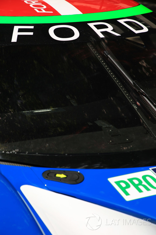 Detail: Ford Chip Ganassi Racing Ford GT