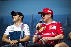 Felipe Massa, Williams, Kimi Raikkonen, Ferrari