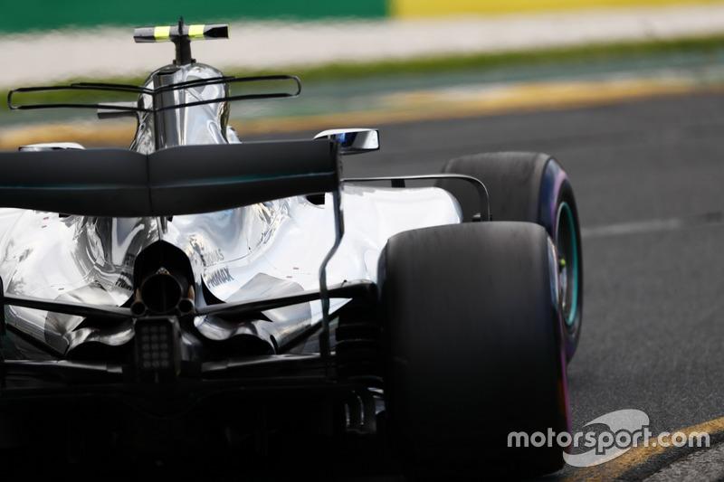 Valtteri Bottas, Mercedes AMG F1, W08